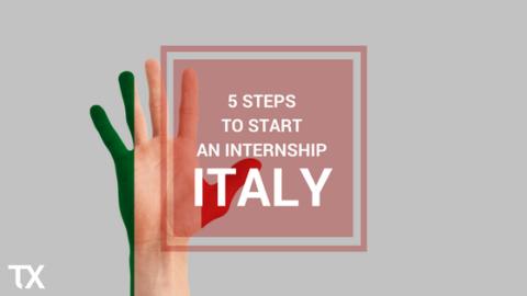Italy internship