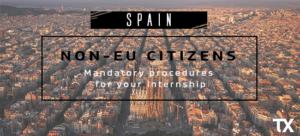 The mandatory procedures in Spain