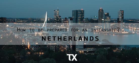 Netherlands internship visa requirement - Training Experience