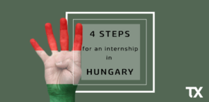 4 steps for an internship in Hungary